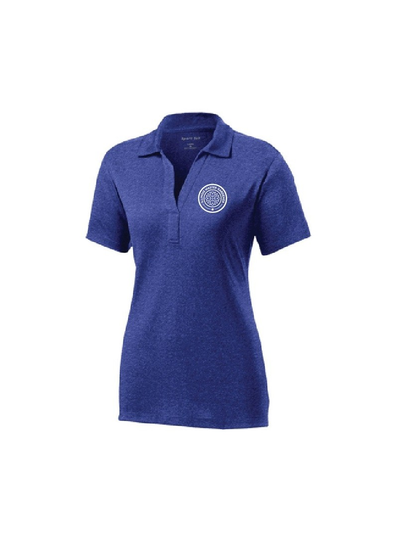 ILMG Ladies V-Neck Polo