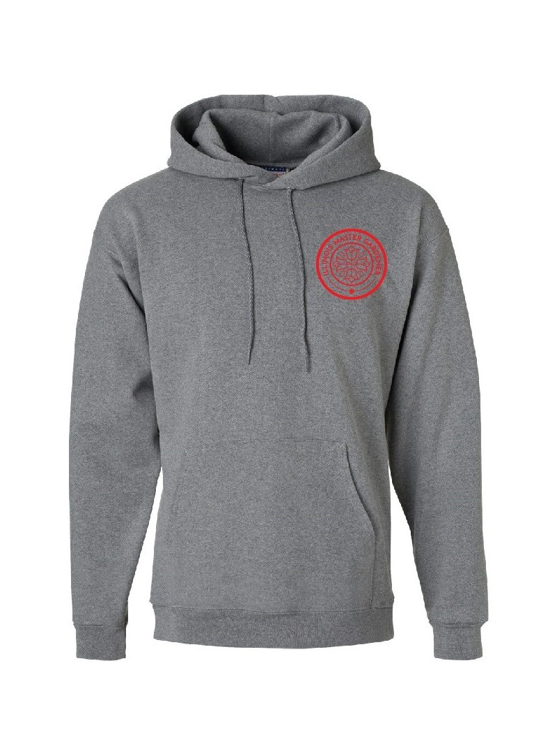 ILMG Heavy Cotton Hooded Sweatshirt