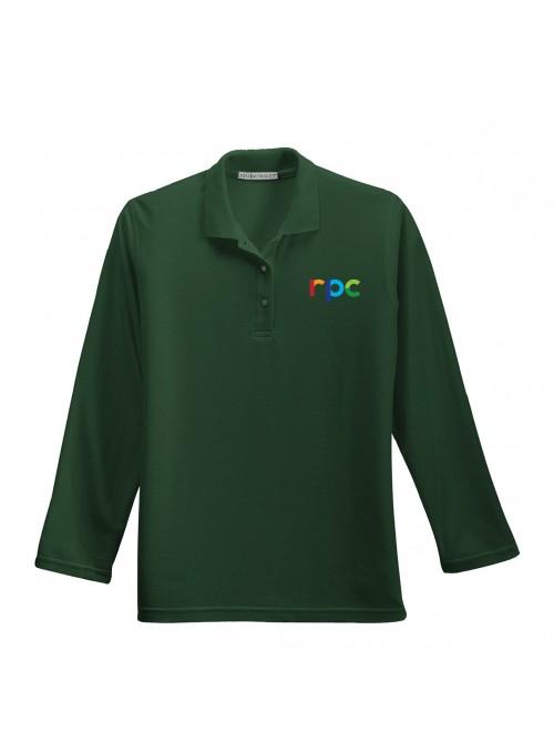 Ladies Long Sleeve Sport Shirt