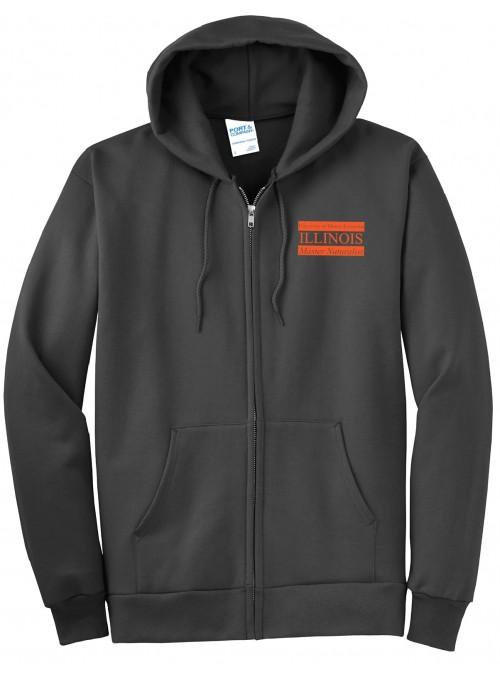 Full Zip Hooded Sweatshirt...