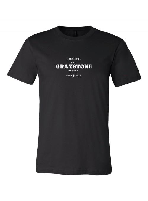 Canvas T-shirt ~ Graystone