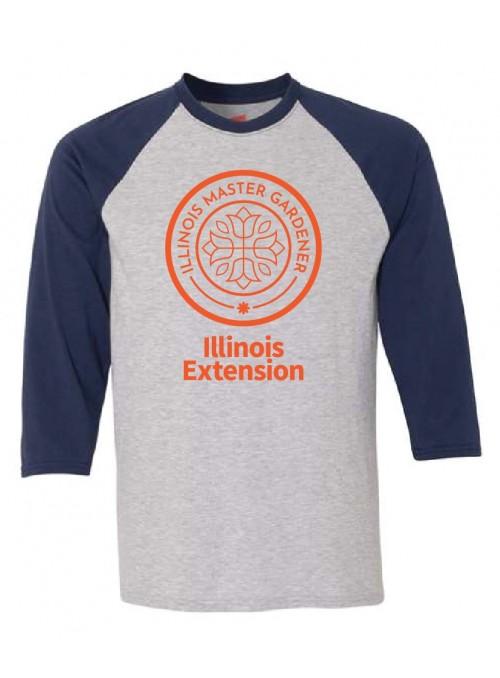 ILMG 3/4 Sleeve Baseball Shirt