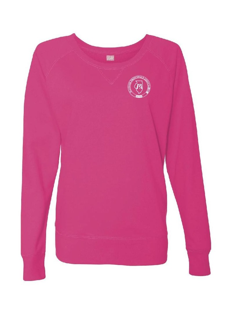 IPA LAT Ladies Slouch Pullover
