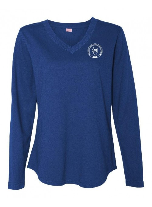 IPA LAT Ladies V-neck Pullover