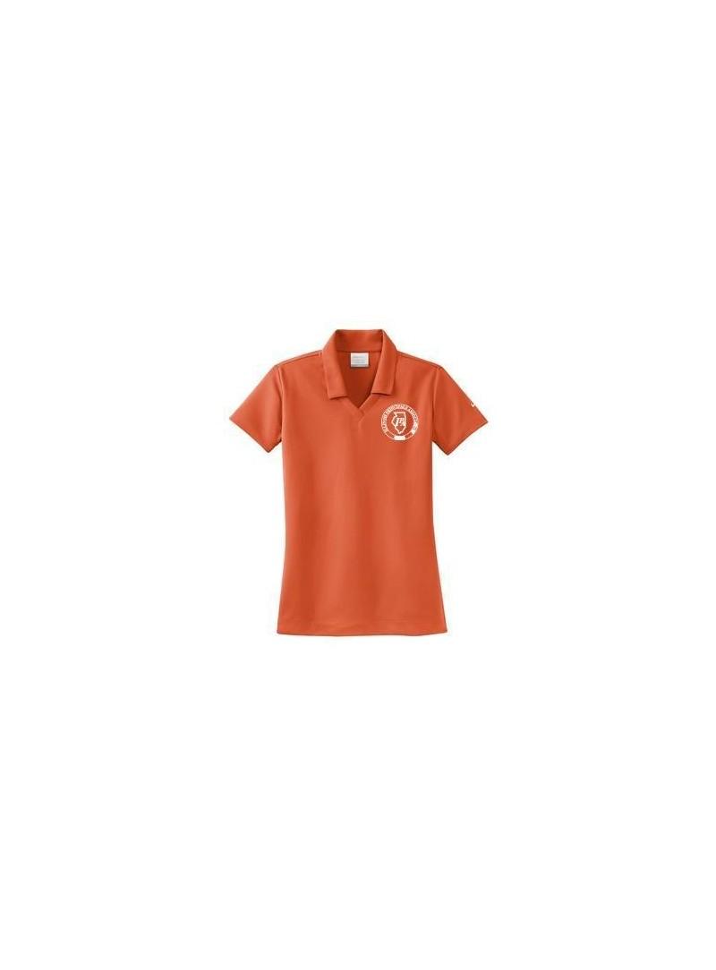 IPA Nike Ladies V-neck Golf Shirt