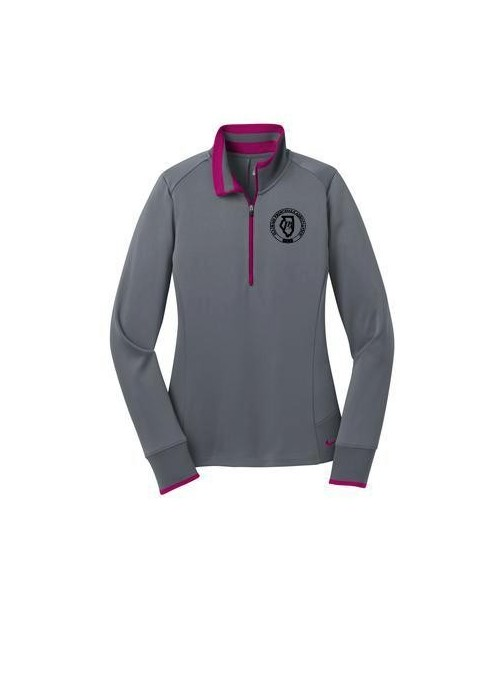 IPA Nike Ladies 1/2 Zip Pullover
