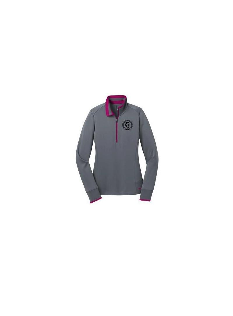 IPA Nike Ladies 1/2 Zip Pullover