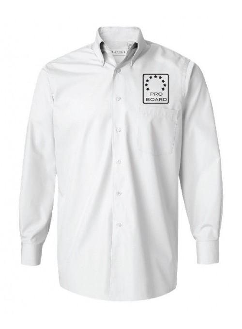 Van Heusen Silky Poplin Dress Shirt