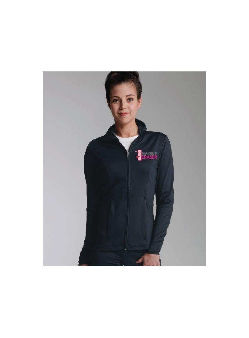 MUE Embroidered Ladies Fitness Jacket