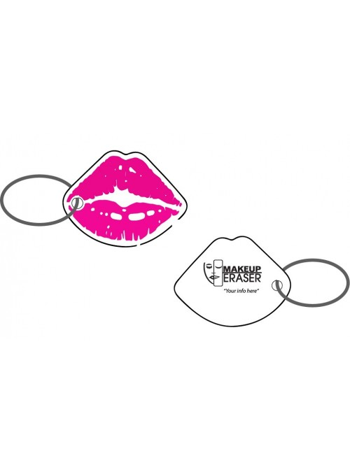 MUE (qty 1,000) Key Tags LIPS!