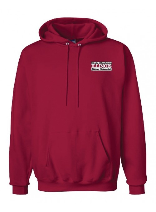 MN Hanes PrintPro Ultimate Cotton Hooded Sweatshirt