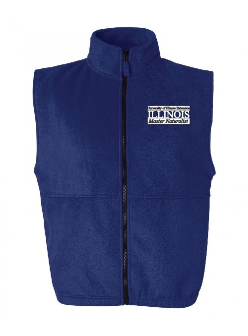 ILMN Sierra Pacific Full Zip Fleece Vest