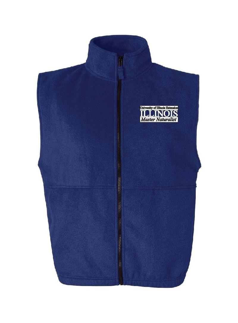 ILMN Sierra Pacific Full Zip Fleece Vest