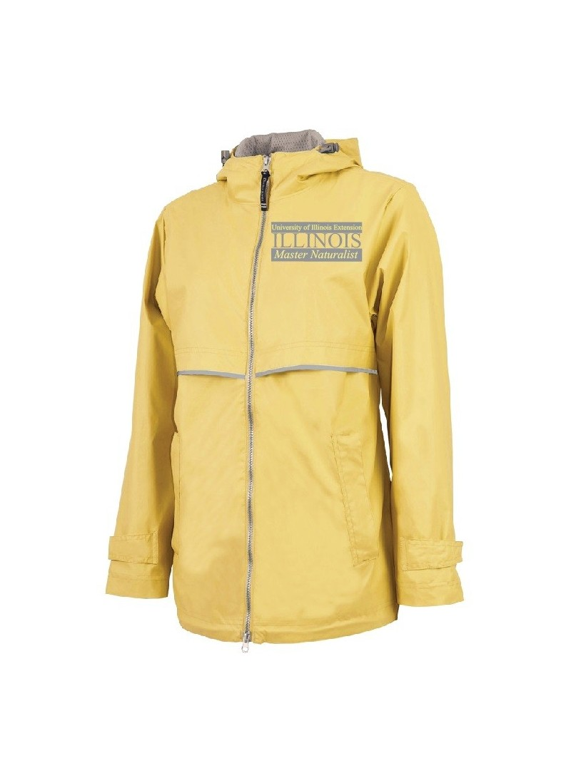 ILMN New Englander Rain Coat - ladies