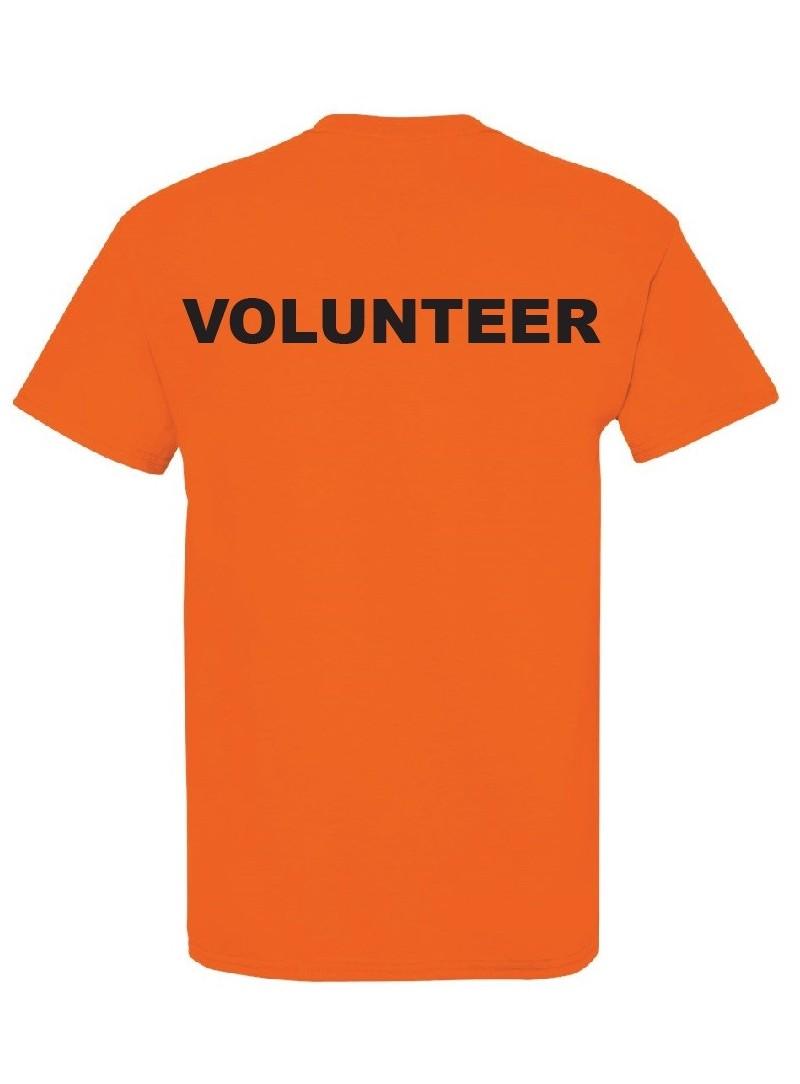 ILMN 25 Volunteer T-shirts