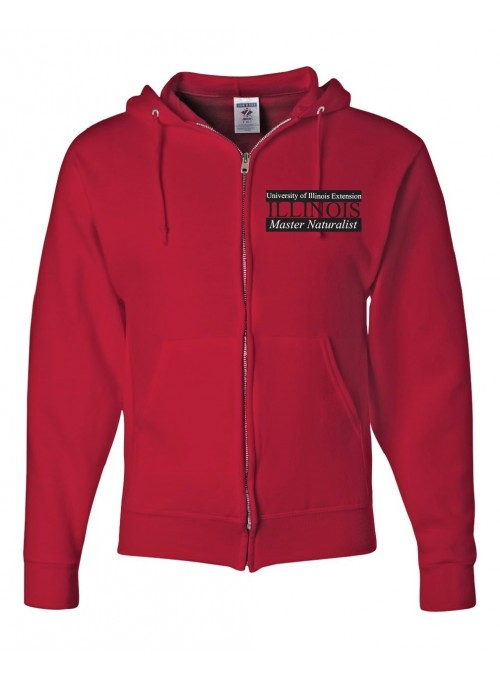 ILMN Full Zip Hooded Jacket