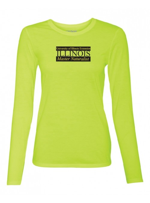 ILMN Ladies Wick-Dry Long Sleeve T
