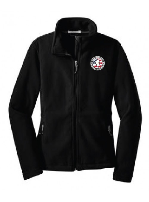 CCPD Ladies Fleece Jacket