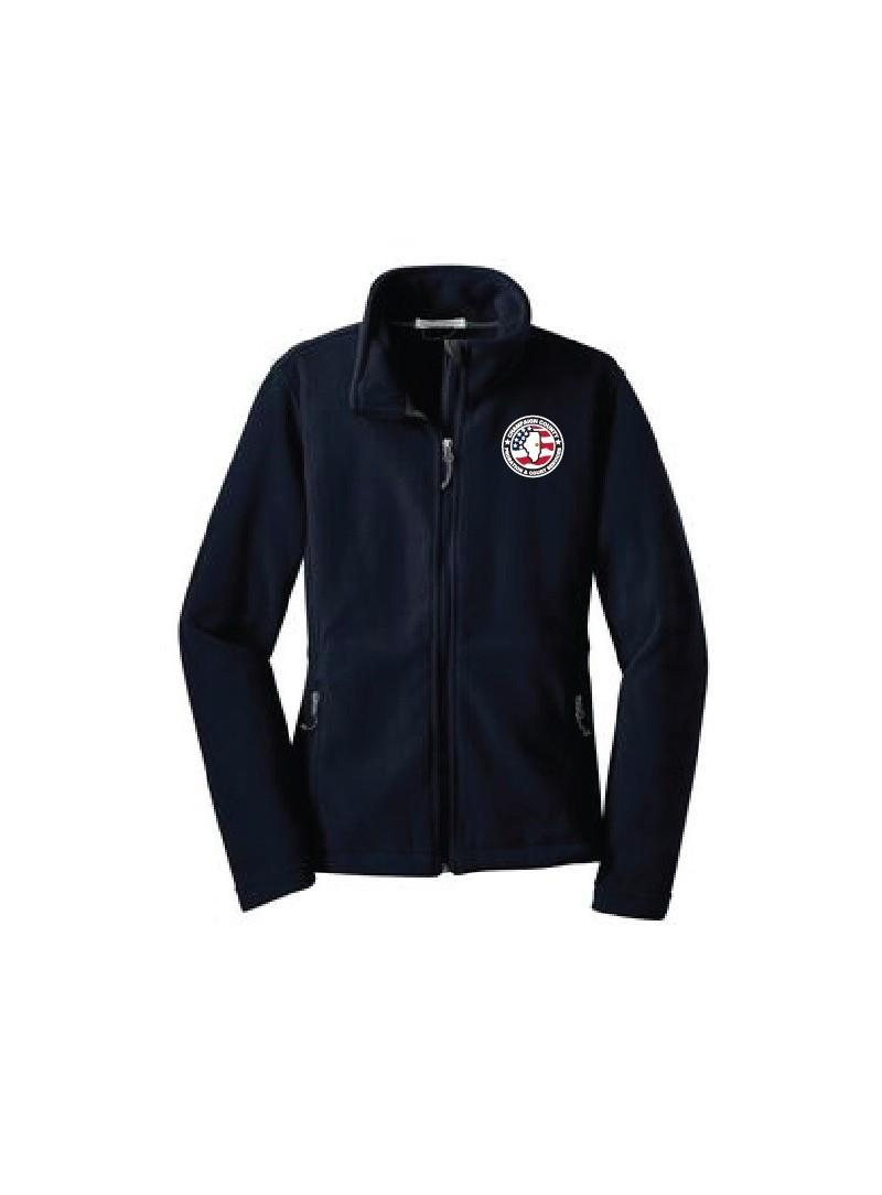 CCPD Men's Mid-Weight Fleece Jacket