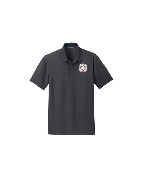 CCPD Dry Zone Grid Polo