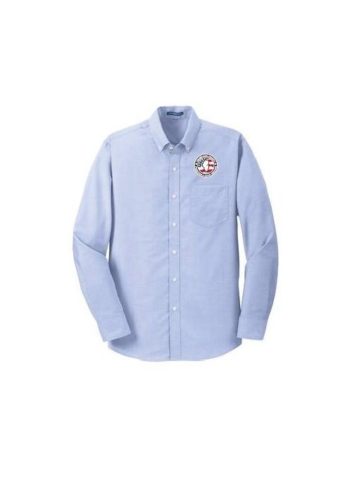 CCPD Mens Oxford Dress Shirt
